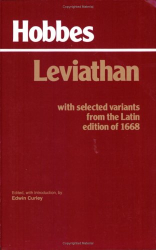 Thomas Hobbes: Leviathan: With Selected Variants from the Latin Edition of 1668