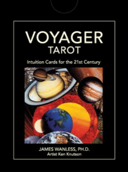 Ph.D., James Wanless: Voyager Tarot: Intuition Cards for the 21st Century