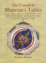 Stephen Skinner: Complete Magician's Tables, The
