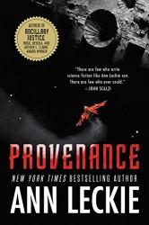 Ann Leckie: Provenance