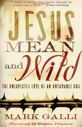 Mark Galli: Jesus: Mean and Wild