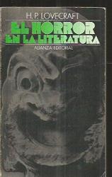 H.P. Lovecraft: El horror en la literatura