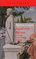 AURORA LUQUE: Aquel vivir del mar