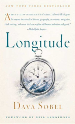 Dava Sobel: Longitude: The True Story of a Lone Genius Who Solved the Greatest Scientific Problem of His Time