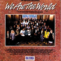 U.S.A for Africa - We are the world