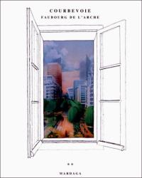 Nada Breitman: Courbevoie : Faubourg de l'Arche