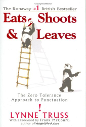 Lynne Truss: Eats, Shoots & Leaves
