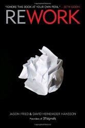Jason Fried: Rework