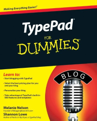 Melanie Nelson: TypePad For Dummies
