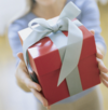 Woman-Giving-Gift