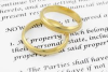 Post nuptial agreement