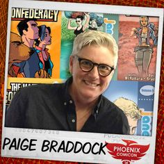 Paige Braddock photo