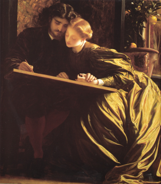 Leighton_The_Painter-s_Honeymoon_1864