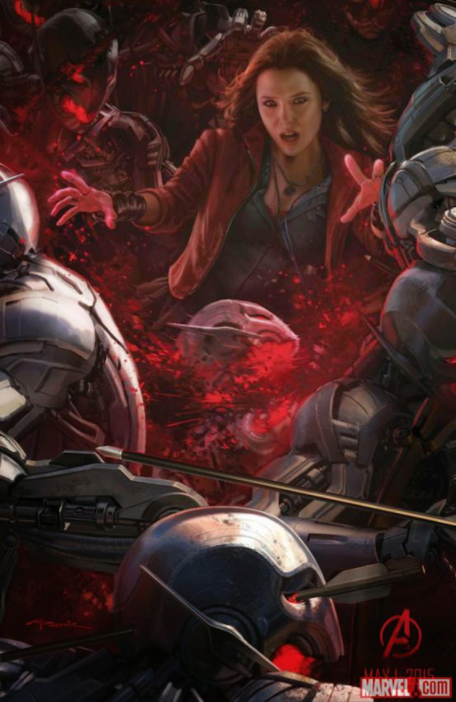 UPCOMING MOVIES Avengers Age of Ultron Posters, Out May 1 2015. www.imageamplified.com, Image Amplified