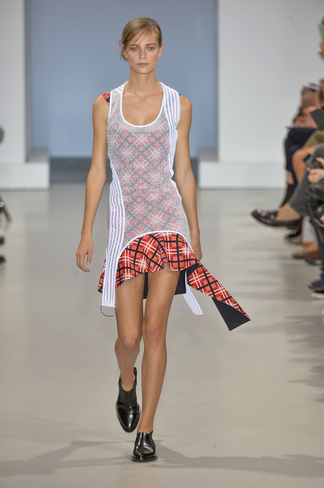 PARIS FASHION WEEK Paco Rabanne Spring 2015. www.imageamplified.com, Image Amplified