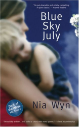 Nia Wyn: Blue Sky July