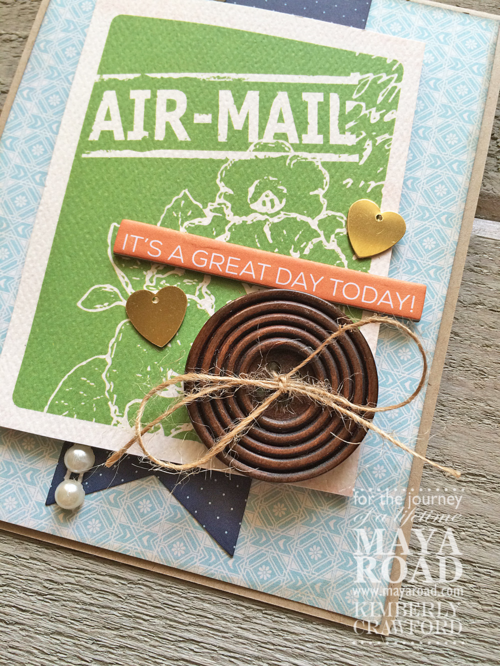 Airmail 2 Kimberly Crawford