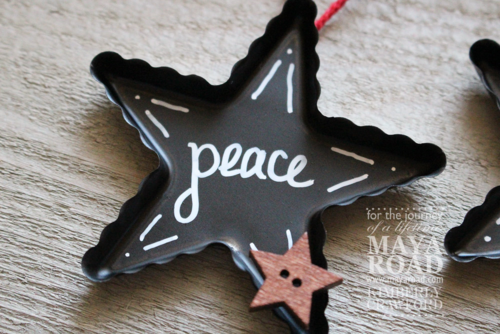 Star ornaments 7 Kimberly Crawford