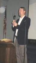 Rev. Calvin Lindstrom