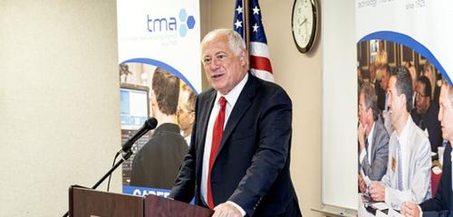 Gov Quinn Speaks at TMA