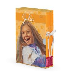 Megan McDonald: Julie Boxed Set With Game (American Girl)