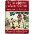 Margaret Sidney: Five Little Peppers & How They Grew (Illustrated Junior Library)
