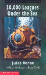 Jules Verne: 20,000 Leagues Under The Sea (Scholastic Classics)