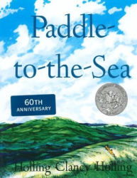 Holling C. Holling: Paddle-to-the-Sea (Sandpiper Books)