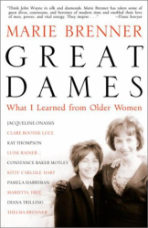 Marie Brenner: Great Dames: What I Learned from Older Women