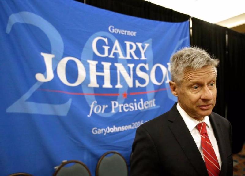 Ohio Elections Libertarians