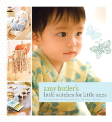 Chronicle Books: Amy Butler's Little Stitches
