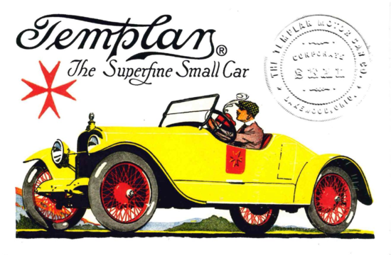 Templar: the Superfine Small Car