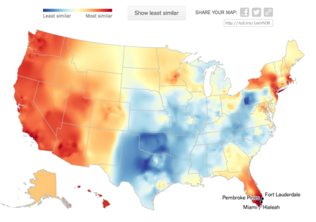 Because it's Friday: US Dialects (Revolutions) on