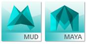 Maya-mudbox