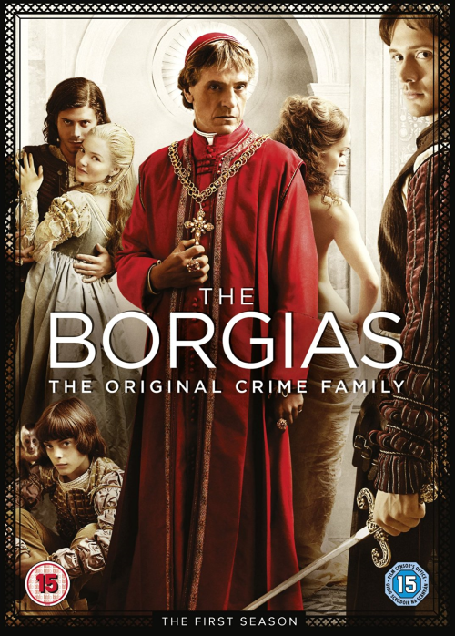 The Borgias DVD