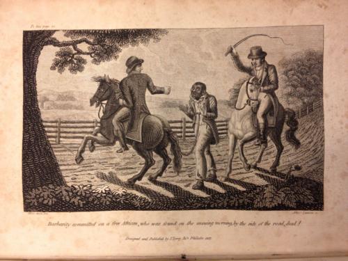 A portraiture of domestic slavery