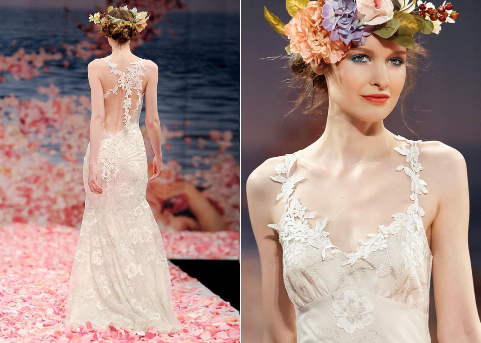 Claire Pettibone Designer Weekend at Blackburn Bridal, 6-8th June 2014