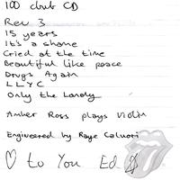 Ed Borrie - 15 Years