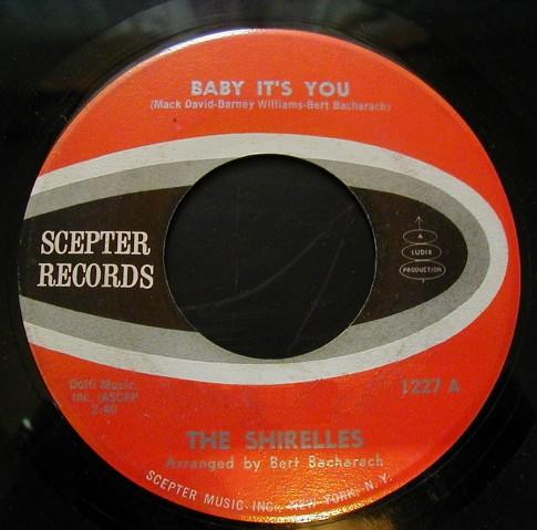 The Shirelles-Baby It's You