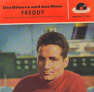 Freddy Quinn - La Guitarra  Y El Mar
