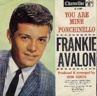 Frankie Avalon - Ponchinello