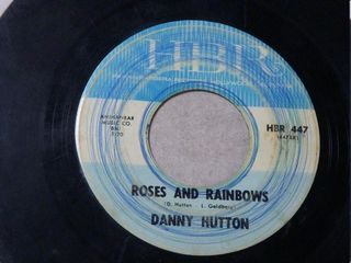 Danny Hutton - Roses, Rainbow and You