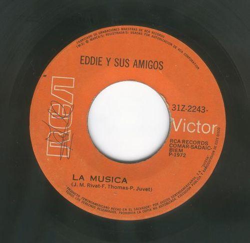 Eddie y Sus Amigos - La Música