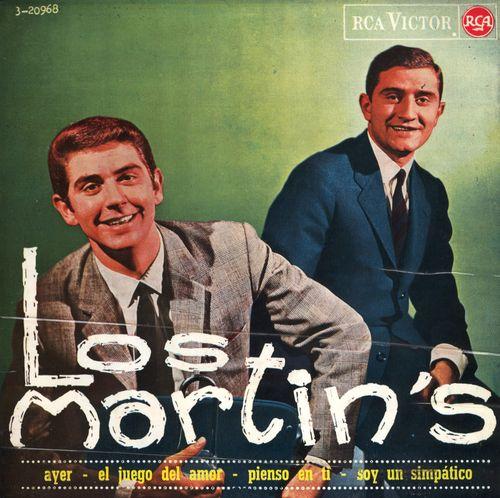 Los Martin's - Pienso en ti
