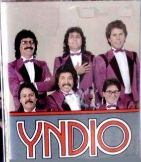 Yndio-Eres Mi Mundo (You're My World)