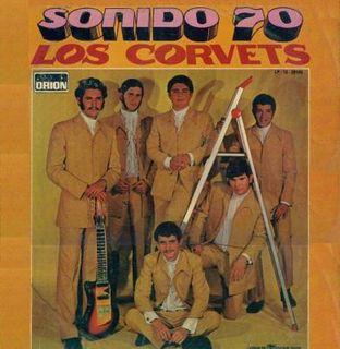 Los Corvets - Voy A Pintar Las Paredes