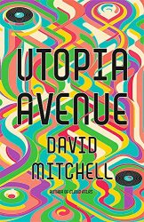 David Mitchell: Utopia Avenue