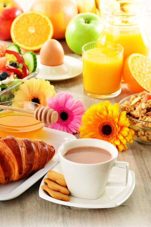 SPG Breakfast
