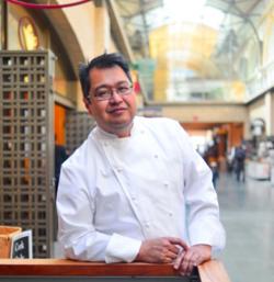 Chef Dave Cruz