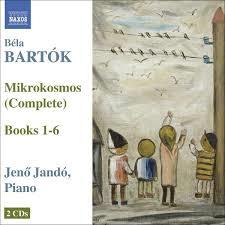 Bartok / Mikrokosmos (complete)
